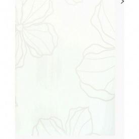 Глянцевая пленка ПВХ 1400 мм Лотос белый