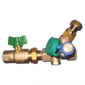 Обмежувач температури води циркуляційного контуру HERZ DN 20 (2401042)