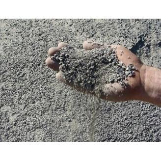 Отсев гранитный серый фракции 0-5 мм