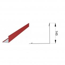Планка конька 2 м