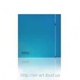 Вентилятор осьовий Silent 100 CZ Design Blue безшумний