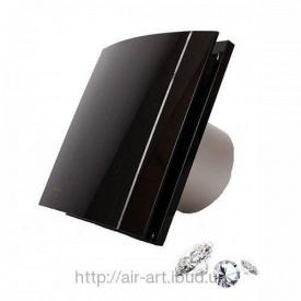 Вентилятор осьовий Silent 100 CZ Design Black Svarovski безшумний