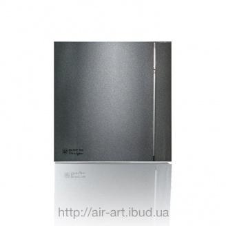 Вентилятор Silent 200 Design Grey бесшумный