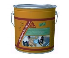 Полиуретановая краска-гидроизоляция для бетонных оснований Sika Sikafloor-400 N Elastic 6 кг