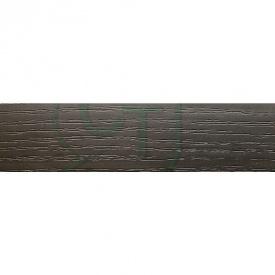 Кромка ПВХ Kromag 502.02 22х0,6 мм черная текстура
