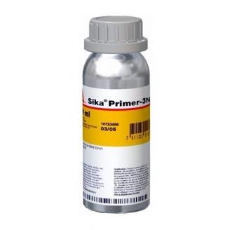 Грунтовка под полиуретановые материалы Sika Primer-3N 1000 мл