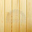 Вагонка дерев'яна соснова - вертикальна укладання