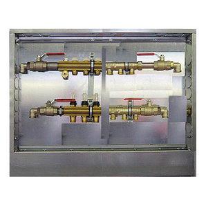 Розподільна система для підлогового і радіаторного опалення HERZ 5 відводів (1857605)