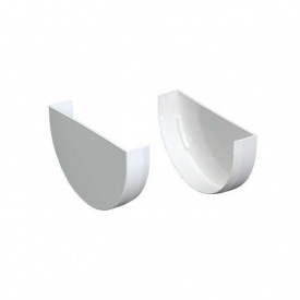 Заглушка ринви Plastmo 150 мм