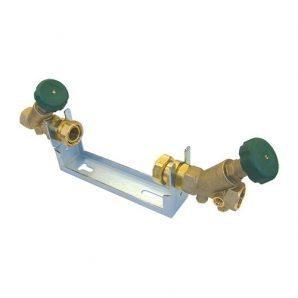 Комплект для підключення лічильників води HERZ DN 20 (2412662)
