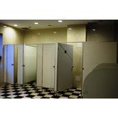 Туалетна кабінка для інвалідів 1100х2000 мм