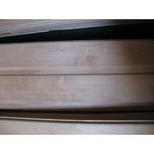 Вагонка из ольхи 1 сорт 15*80 мм 3 м