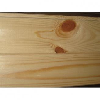 Вагонка з сосни двостороння 70 мм 0,9 м