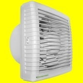 Осьовий вентилятор Вентс Домовент 180 ВВР 25 Вт