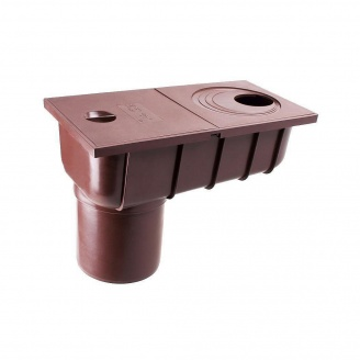 Колодец ливневый Profil с прямым сливом 75 мм