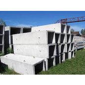 Железобетонный элемент тоннелей 2460*1330*5970 мм