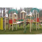 Устройство детских игровых комплексов