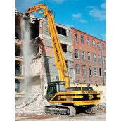 Демонтаж будинків і різних конструкцій