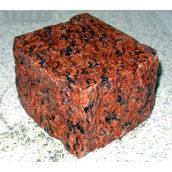 Брусчатка гранітна колота 5х5х5 см