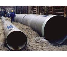 Стеклопластиковая труба для канализационных сетей