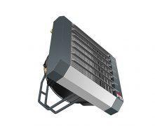 Тепловентилятор с водяным калорифером Flowair LEO FB