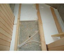 Утепление балконов пенопластом 100 мм
