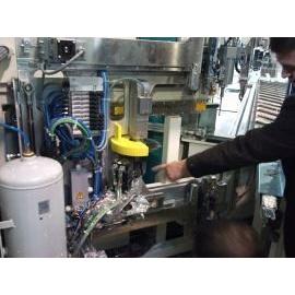 Зачистной станок ЧПУ KMW APH-LM