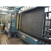 Стеклопакетная линия Lisec 1600*2500 с газ прессом и роботом