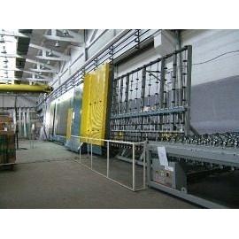 Стеклопакетная линия Lisec 2500*3500мм