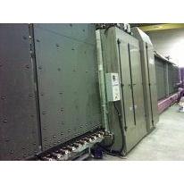 Стеклопакетная линия Lisec 2000Х2500 с роботом герметизации