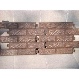 Плитка облицовочная полимерпесчаная 320*340*25 мм