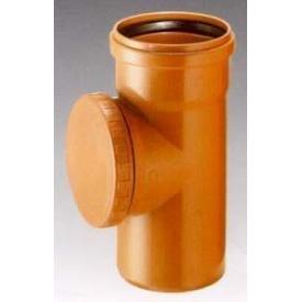 Ревізія каналізаційна ПВХ 50 мм