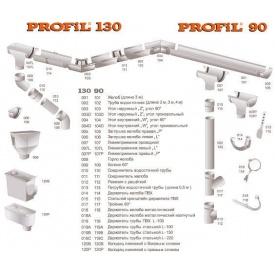 Водосточная система Profil 130