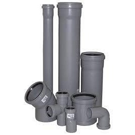Система труб и фасонных частей ПВХ 32/1,8