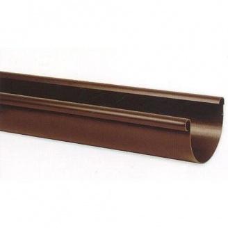 Желоб Profil 130 мм 3 м коричневый