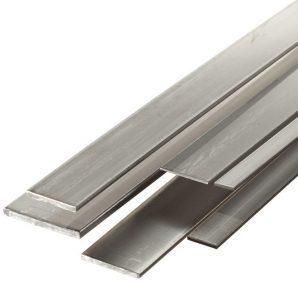 Смуга алюмінієва 3х25 мм 3 м АД0