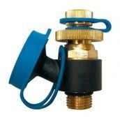 Измерительный клапан HERZ для слива 1/4 дюйма (1028421)