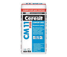 Клеящая смесь Ceresit СМ 11 Plus 25 кг