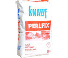 Гипсовый клей Knauf Перлфикс 30 кг