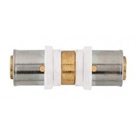 Муфта HERZ П/П 20х2-20х2 мм (P702000)