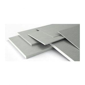 Плита алюминиевая 50 мм 1,2х3 м Д16