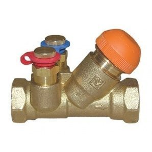 Термостатичний регулюючий клапан HERZ 7217 V DN 15MF (1721759)