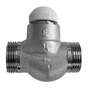 Термостатический клапан HERZ TS-E проходной G 1xG 1 (1772374)