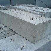 Фундаментный блок Стромат ФБС 24.6.6т