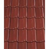 Керамическая черепица CREATON Premion 280х460 мм (brown glazed)