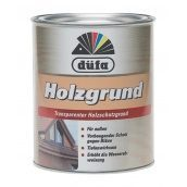 Грунт Dufa Holzgrund 0,375 л бесцветный