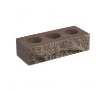 Лицьова цегла Фагот фінська легка шириною 100 250х100х65 мм (шоколад (МК))