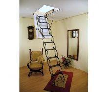 Горищні сходи Oman Nozycowe 120x70 см