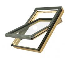 Мансардное окно FAKRO FTZ U2 вращательное 78x118 см