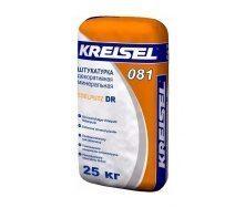 Штукатурка KREISEL Edelputz DR 081 короед 3 мм 25 кг
